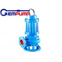 Wholesale QW type non-clogging submersible sewage pump For Factories and mines wastewater from china suppliers