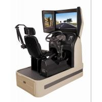 Wholesale Truck / Car driver training simulator , 32 inch LCD driver simulators from china suppliers