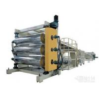China PVC Thermoforming Plastic Sheet Extrusion Line on sale