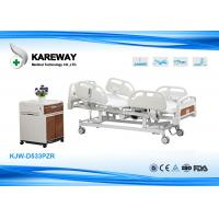 Wholesale Motorized Full Electric Hospital Beds With Side Rails For Paralyzed Patients from china suppliers