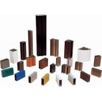 Wholesale Customized Window Extruded Aluminium Profiles , 6063-T5 Architectural Aluminium Profiles from china suppliers