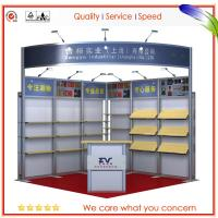 Wholesale Durable 10X10 ft Trade Show Banner Stands , Modular Exhibit Booth from china suppliers