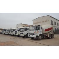 High quality competitive price 8m³ Concrete Mixer Truck Concrete Mixing Truck high performance