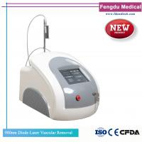 Wholesale Hot! White Medical 980nm Diode Laser Beauty Device for Vascular Removal from china suppliers