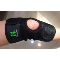 Wholesale Black Neoprene Sports Support , Neoprene Knee Sleeve Protective from china suppliers