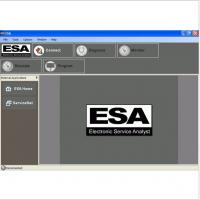 Wholesale ESA Electronic Service Analyst v 4.4.7.221+keygen UNLOCK from china suppliers