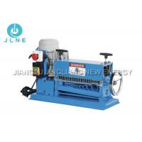 Wholesale Scrap Copper Cable Stripping Machine / Industrial Scrap Wire Stripping Machine from china suppliers