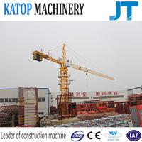 Buy cheap Building tower crane 1t~4t load TC5010 with factory price from wholesalers