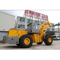 Buy cheap forklift wheel loader can loading 32 tons,used in mermer quarry,granite from Wholesalers
