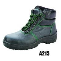 Wholesale CE Genuine Leather Work Shoes/ Safety Boots A215 from china suppliers