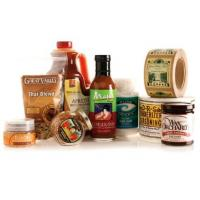 Wholesale Jars Food Packaging Labels , Food Grade Printed Self Adhesive Labels from china suppliers