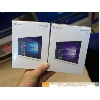 Wholesale International Product OEM Key Windows 10 Pro Retail Box Software For PC / Tablet from china suppliers