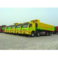 Wholesale SINOTRUK Construction Project 1200R20 Radial Tire 8X4 Dumper truck for Sand from china suppliers
