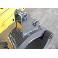 Wholesale Yanmar Vio55 Excavator Grab Bucket Support Rod Quick Hitch Joint Design from china suppliers