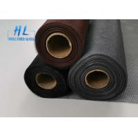 Wholesale Fireproof Black Color 18*16 Fiberglass Mosquito Net To Italy Market from china suppliers