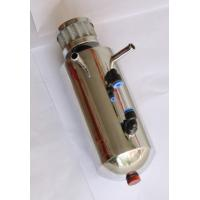 Buy cheap 0.6 KG / PCS  Oil Catch Can Tank With Breather Filter 12 Months Warranty from wholesalers