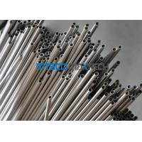 Quality 1 / 4 Inch ASTM A789 S31803 Duplex Steel Tube NDT For Chemical Industry for sale