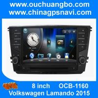Wholesale Ouchuangbo audio DVD navi radio stereo Volkswagen Lamando 2015 support Russian BT swc USB from china suppliers