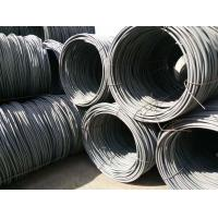 Wholesale SAE1008 Hot Rolled Steel Galvanized Wire Rope / Wire Rod Diameter 6.5mm For Concrete from china suppliers