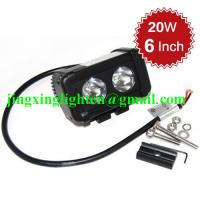 10-30v 5.5 Inch 20W Mini LED Light Bar Single Row LED Light Bar