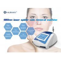 Wholesale Best popular medical CE / FDA approval laser diode 980 nm spider vascular veins removal machine from china suppliers