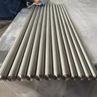 Wholesale ASTM B348 GR5 BT6 Titanium alloy Bar 6AL4V titanum bar from china suppliers