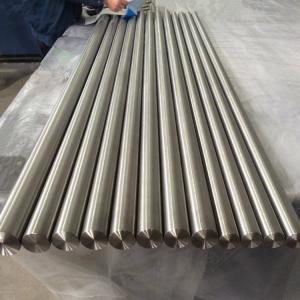 Wholesale ASTM B348 GR5 BT6 Titanium alloy Bar 6AL4V titanum bar from china suppliers