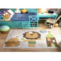 Wholesale Anti Slip Waterproof Indoor Kitchen Area Rugs , Felt Underlay Carpet from china suppliers