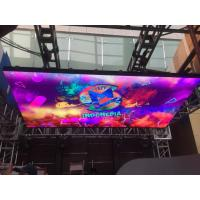 Wholesale Audio Visual Indoor LED Video Walls DJ Booth 3.9mm LED Screem 1/16 Scan Driving from china suppliers