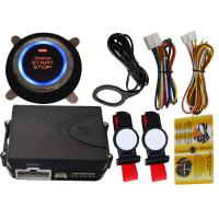 Buy cheap Invisible Car Engine Start Stop System With Ignition Button , RFID Anti Theft Protection from Wholesalers
