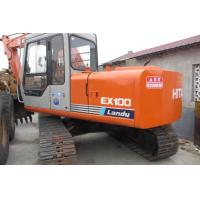 Wholesale HITACHI EX100 USED EXCAVATOR FOR SALE ORIGINAL JAPAN HITACHI EX100 SALE from china suppliers