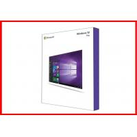 Buy cheap MS Windows 10 Pro professional operating system Product OEM  Key 64 Bit from Wholesalers