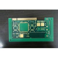 Buy cheap 4 Layer Memory Board with Gold Connector from wholesalers