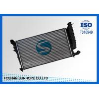 China PEUGEOT Aluminium Auto Radiator , MT Aluminum Radiator With Transmission Cooler on sale