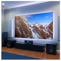 Buy cheap 120 Inch Short Throw Projector Screen,High Contrast ambient light rejection from wholesalers
