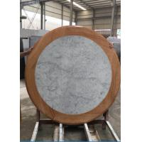 Wholesale Stone Granite table Countertops Polished white color from china suppliers