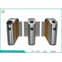Wholesale Bridge Style Fast Swing Barrier Gate Bi-Directional Handicap Subway Turnstile from china suppliers