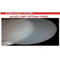 Wholesale Frosted Indoor Light Diffuser Sheet Pacrylic Diffusion Sheets Cut To Size from china suppliers