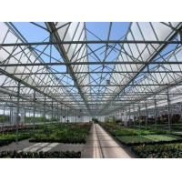 Wholesale Roof Greenhouse Solar System Photovoltaic Structure Q235 Q345 1.4KN/M2 Max Snow Load from china suppliers