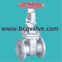 Wholesale JIS  STANDARD 10K/20K Flanged Stainless Steel Rising Stem Gate Valve from china suppliers