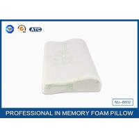 Wholesale Cooling Gel Slow Rebound Memory Foam Bamboo Pillow / Breathable Contour Gel Pillow from china suppliers
