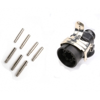 Buy cheap 24v 7 Pin EBS Plug from wholesalers