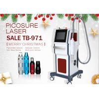 Buy cheap Salon Use 755nm Nd Yag Tattoo Chloasma Removal Skin Rejuvenation Picosure laser from wholesalers