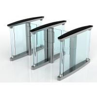 Wholesale Intelligent Swing Gate Turnstile Security Systems, Controlled Access Turnstiles Speedgate from china suppliers