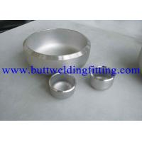 Butt Weld Stainless Steel Pipe Cap for sale