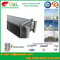 Quality Steel Condensing Economiser In Steam Power Plant , Economizer Power Plant for sale