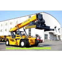 Wholesale 4 Wheel Truck Mounted Crane / XCMG 45 ton Port Reach Stackers Container from china suppliers
