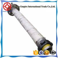 Wholesale Made in China black 4'' inch rotary drilling rubber hose for slurry delivery from china suppliers