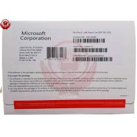 Wholesale Genuine OEM Software Windows 8.1 Operating System OEM Package 32 bit / 64 bit Full version from china suppliers