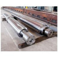 China Forging Mandrel Shafts for Aluminum Strip Cold Rolling Mill Tension Reel/Coiler/Recoiler on sale